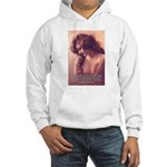 Sexuality, Beauty Nietzsche Hooded Sweatshirt