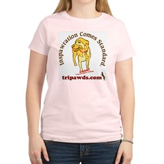chloe's k9 cancer tribute t-shirt front