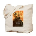 Cezanne Famous Paris Quote Tote Bag