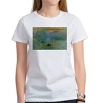 Claude Monet Torture Art Women's T-Shirt