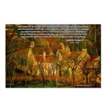 Artist Pissarro: How to Paint Postcards (Package o